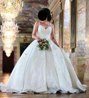 wunderschönes Brautkleid von Sima Couture