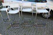 4 Thonet Freischwinger -