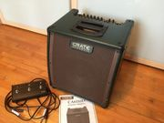 Crate CA6110D Akustikverstärker inkl Fußschalter