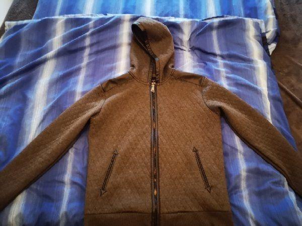 Herrenjacke Kapuzenpullover Pullover