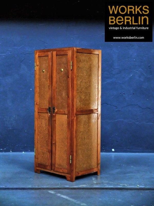Spinde Holz vintage spind aus holz worksberlin com in berlin schränke