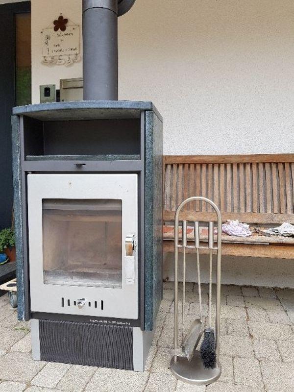 Datentauff-Holzofen