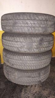 Reifen mit Felgen 165 70