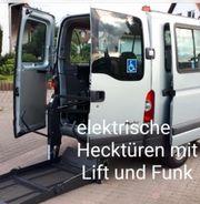 Renault Masterbus Behindertengerecht elektr Lift