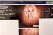 2x Britney Spears,
