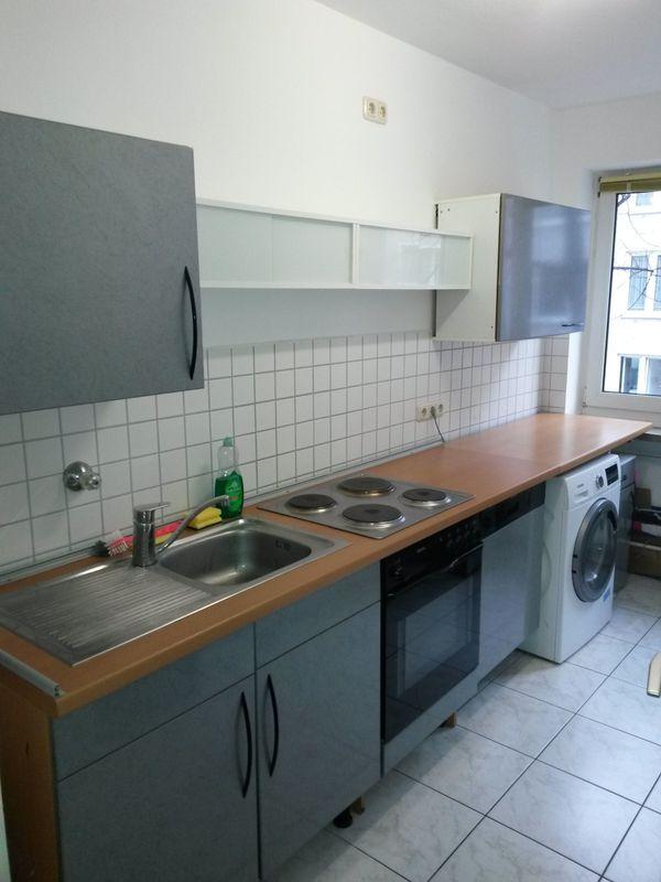 Komplette küche mit elektrogeräten  komplette Einbauküche 3,40m mit Elektrogeräten zu verkaufen in ...