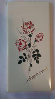 Kachel Fliese Rose