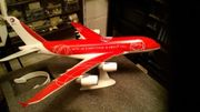 Flugzeugmodell Airbus A380-