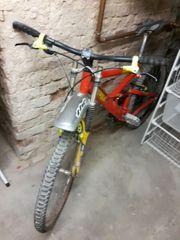 Mountainbike Pogo Fully von Centurion