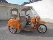 Simson DUO 4 1 Behindertenfahrzeug