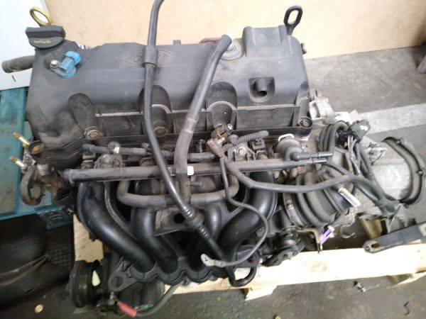 Ford KA Motorblock mit Getriebe in Fürth - Ford-Teile kaufen und ...