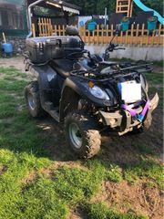ATV Quad Hunter