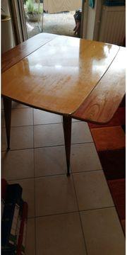 RETRO-Tisch original und höhenverstellbar