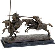 Bronzegruppe Herzog von