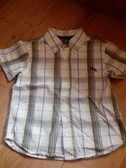 weiss graues Hemd