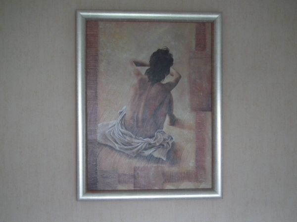 Bild - Hanau - Dekoratives Bild, 90 cm in der Länge, 70 cm in der Breite.Das Bild müsste abgeholt werden. - Hanau