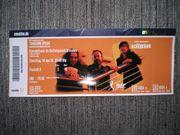 Tangerine Dream Ticket