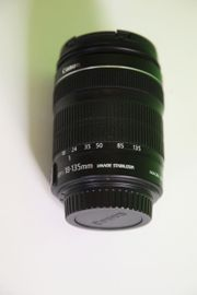 Canon EFS 18-135 Objektiv