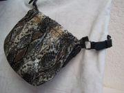 Damen Handtasche L. CREDI aus Schlangenhaut, gebraucht gebraucht kaufen  Neckargemünd