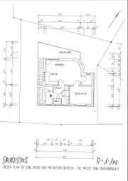 Dachgeschosswohnung / 48 m2 /