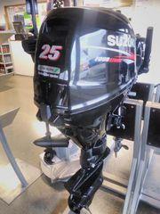 Suzuki DF25AS Aussenborder Bootsmotor