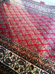 Teppich sehr gut erhalten mittelgroß