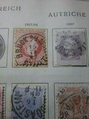 Briefmarken 1867 1883