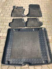 Fußmatten & Kofferraumwanne für