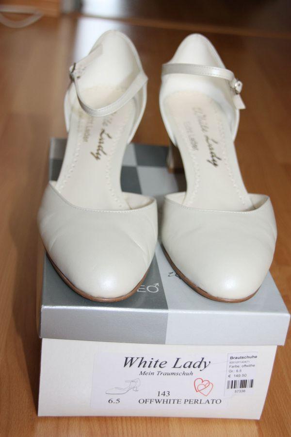 Brautschuhe   Hochzeitsschuhe der Marke White Lady in Aalen - Alles ... b81f26b891